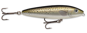 "Rapala Skitter Walk 8 /""Speckled Trout/"""