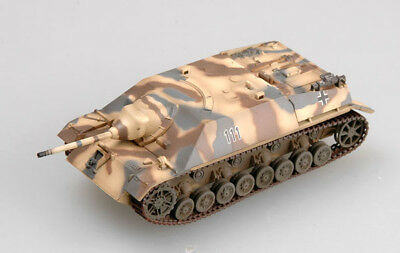 In Quality Easy Model 1/72 Jagdpanzer Iv Germany 1945 # 36122 Excellent