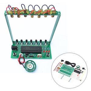 DIY-Kit-C51-MCU-Laser-Harp-Kit-String-Electronic-Keyboard-Kit-Parts-for-Study-UK