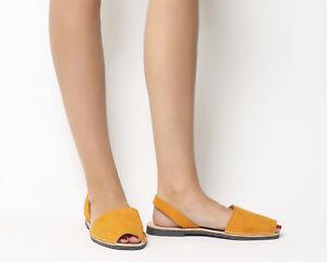 f78c8825e9a0 Image is loading Womens-Solillas-Solillas-Sandals-Mustard-Sandals