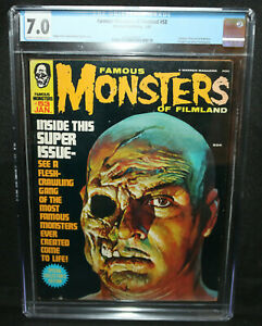 Famous-Monsters-of-Filmland-53-Super-Issue-CGC-Grade-7-0-1969