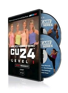 AdvoCare Workout Series - Can You 24 CU24 Level 1 (2-Disc DVD Set) 7 Workouts