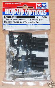 Tamiya-54539-TT-02B-Full-Turnbuckle-Set-TT02B-Neo-Scorcher-Dual-Ridge-NIP