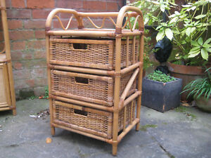 Chest-of-Drawers-Cane-Good-Condition-Dimensions-cms-76-x-45-x-35