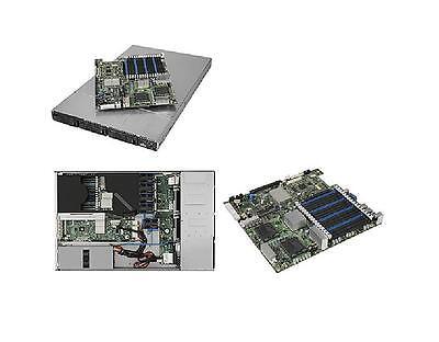 "19"" Intel Server 1 He 2 X Quad Core Xeon 2,5 Ghz / 64 Gb/ 3xsata-tray Raid Hohe QualitäT Und Preiswert"