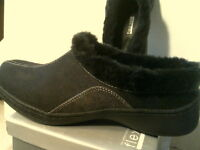 Rhtf Flexisole Clog/slide/mule Franky- Black--size 9.5m-new In Box-free Shipping