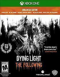 Dying-Light-The-Following-Enhanced-Edition-Microsoft-Xbox-One-2016-COMPLETE-XB1