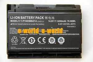 Genuine-P150HMBAT-8-Battery-for-CLevo-P151HM-Sager-NP8150-NP8130-6-87-X510S-4D72