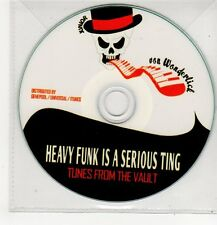 (FF324) Heavy Funk Is A Serious Ting, Tunes From The Vault - DJ CD