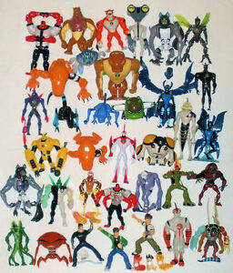 Ben-10-Action-Figures-15cm-CHOICE-of-many-large-figures