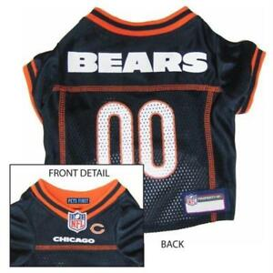 competitive price 34a1f ea72e Chicago Bears Mesh Dog Jersey - NFL Large