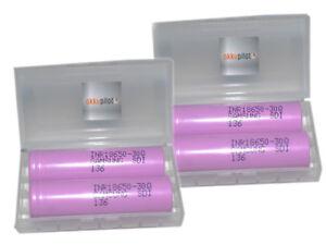 4er-Premium-SET-Samsung-18650-30Q-3-7V-Li-Ion-3000-mAh-fur-wismec-Smok-Alien