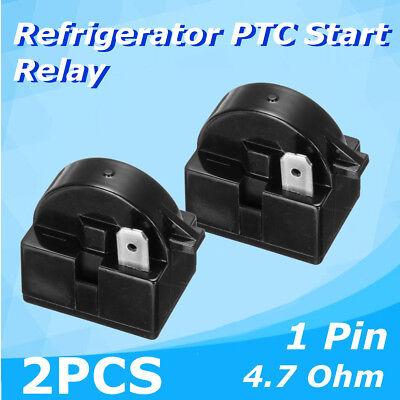 QP2-4.7 Start Relay Refrigerator PTC for 4.7 Ohm 1 Pin Compressor HK