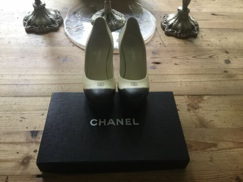 Beautiful, Edgy, Vintage CHANEL Pumps