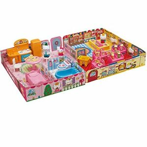 AGATSUMA-Hello-Kitty-Pack-and-Spread-Hello-Kitty-039-s-House-and-Showing-NEW