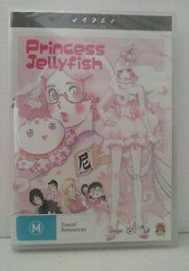 Princess-Jellyfish-Anime-DVD-R4-Brand-New