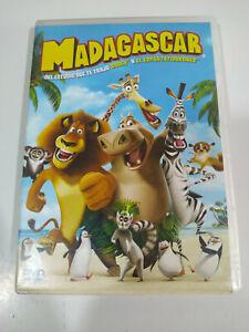 Madagascar - DVD + Extras Español Ingles - Am