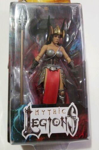 Mythic Légions Freyia de deadhall figure par 4 cavalier
