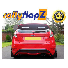 Ford Fiesta & Zetec S (2008 - present) ** Including ST180 ** 4mm MudFlaps