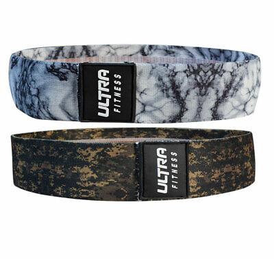 LATEX FREE ULTRA FITNESS Hip Circle Premium Elastic Fabric Squats Hip Thrusts