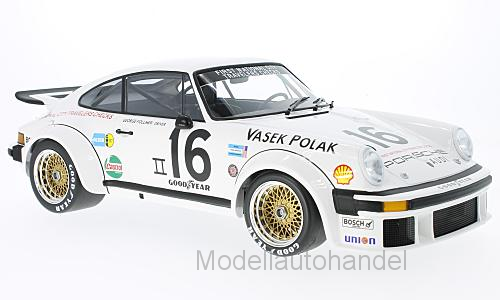PORSCHE 934  16 Vasek Polak Racing Follmer 1976 - 1 12 Minichamps 125766416 New