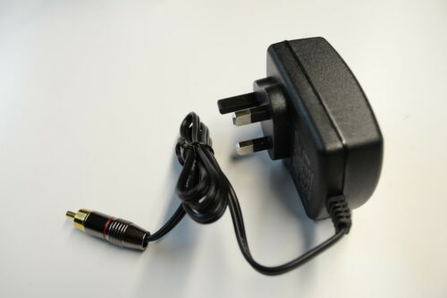 Battery Charger for Microcat /& Technicat Bait Boat