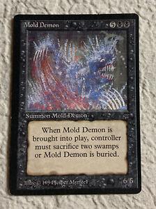 Mold Demon EX Legends 1994 Reserved List Mtg Magic the Gathering