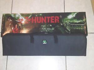Zombie Hunter Z-hunter 3 Knife Set Full Tang Machete, Survival, All Metal w chrd