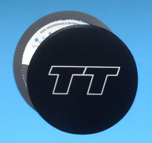 Magnetic Tax disc holder fits audi tt quattro coupe roadster convertible bhp v8