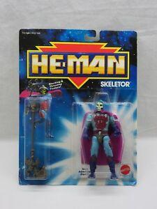 Motu, skeletor, il-man Nouvelles aventures, moc, scellé, figure, maîtres de l'univers 74299023149
