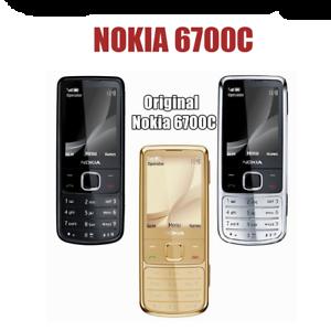 genuine nokia 6700c classic gsm 3g gps mobile phones cellphone rh ebay com Nokia Classic Phones Software Nokia 6700 Classic