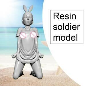 1-35-50MM-YUFAN-Cree-Soldat-Resine-Beaute-Lapin-Serie-Naughty-Girl-TD-201984