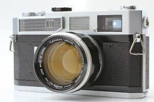 EXC-Canon-7-35mm-Rangefinder-Film-Camera-Body-50mm-f-1-4-Lens-aus-Japan