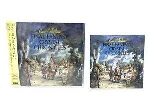 New Piano Collections Final Fantasy Crystal Chronicles CD memo pad Japan edition