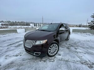 2011 Lincoln MKX Leather with Navigation