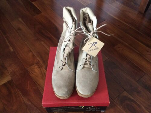 10r Jungle Tipo Bnib Speedanga i Rothco Tan G 5057 Desert Boot 1nf8v