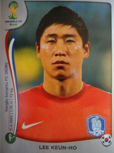 Panini 639 Lee Keun-Ho Korea Republic FIFA WM 2014 Brasilien