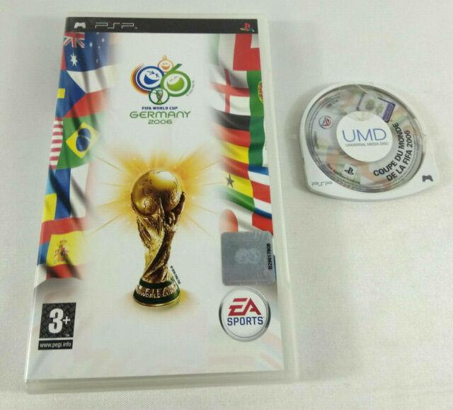 Jeu Sony PSP VF  Coupe du Monde Fifa 2006  Envoi rapide et suivi