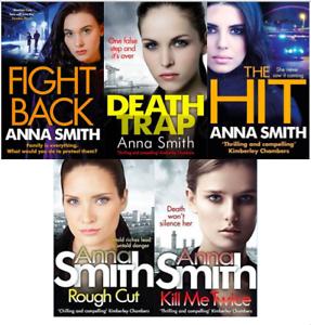 Anna-Smith-5-Livre-Ensemble-Tout-Neuf-Livraison-Gratuite-Ru