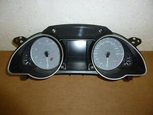 Audi-S5-8T-Facelift-Tacho-Kombiinstrument-cluster-speedometer-8T0920932F-V6-TFSI