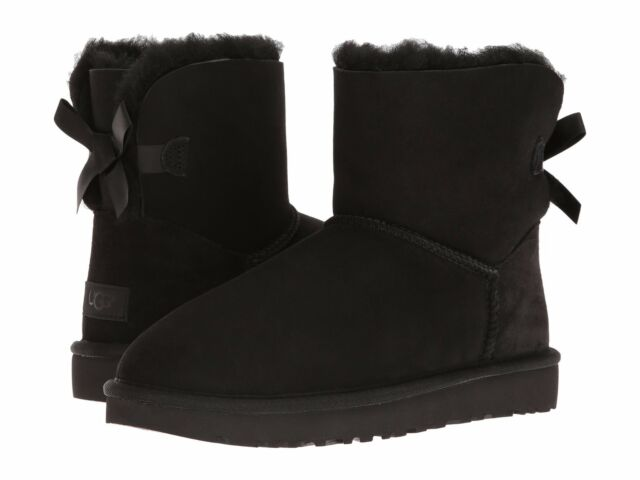 Women's Shoes UGG MINI BAILEY BOW II