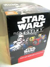 Star Wars Destiny Geist der Rebellion Booster Display DEUTSCH + 3 Promo Karten