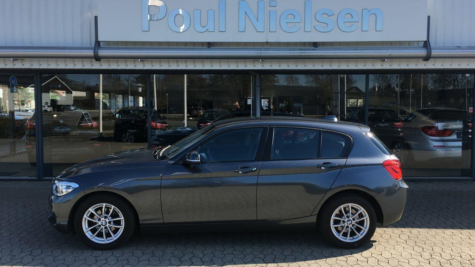BMW 118d 2,0 Advantage aut. 5d
