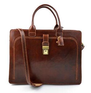 Caricamento dell immagine in corso Cartella-pelle-valigetta-ventiquattrore- borsa-ufficio-uomo-donna- 5eeeea2db77