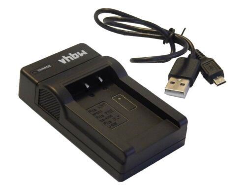 Charger Micro USB for SONY DCR-DVD203 DVD203E DVD205 DVD205E