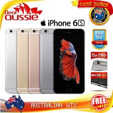 APPLE iPHONE 6S 16GB 64GB 128GB FACTORY UNLOCKED AU STOCK, 100% ORIGINAL
