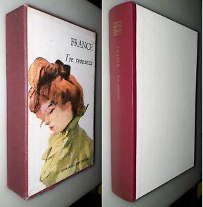 Tre-romanzi-Anatole-France-1-Ed-Casini-Editore-1961
