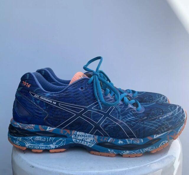 ASICS GEL Nimbus 18 NYC RunNewYork | Mens Running Shoes