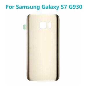 Para-Samsung-Galaxy-S7-G930-Carcasa-Posterior-Bateria-Cubierta-De-Vidrio-Puerta-Trasera-Herramientas
