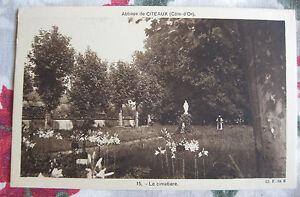CPA-Abbaye-de-Citeaux-Le-cimetiere-Cote-d-039-Or-Bourgogne